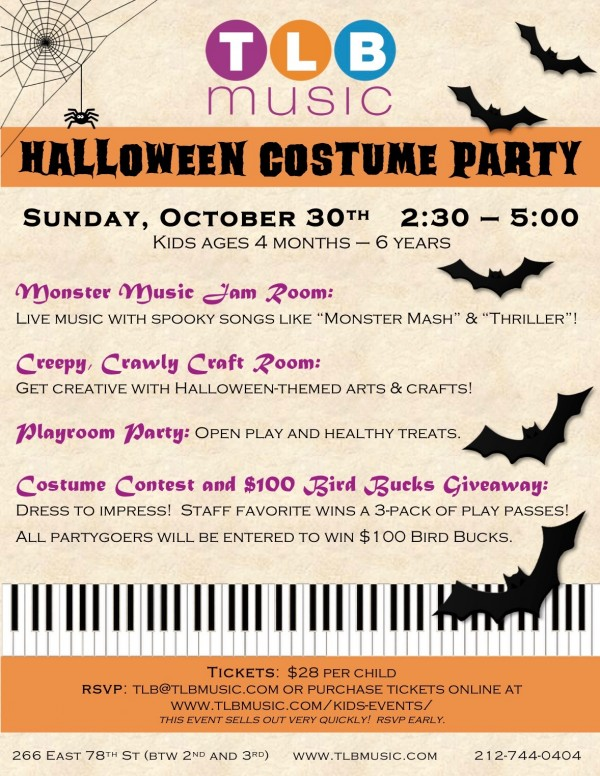 this party is sold out please add your name to the wait list below were also hosting a play crafts halloween event on monday october 31st - Names For A Halloween Party